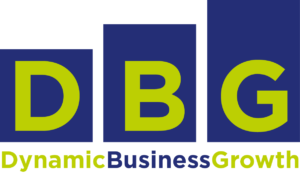Dynamic Business growth Logo